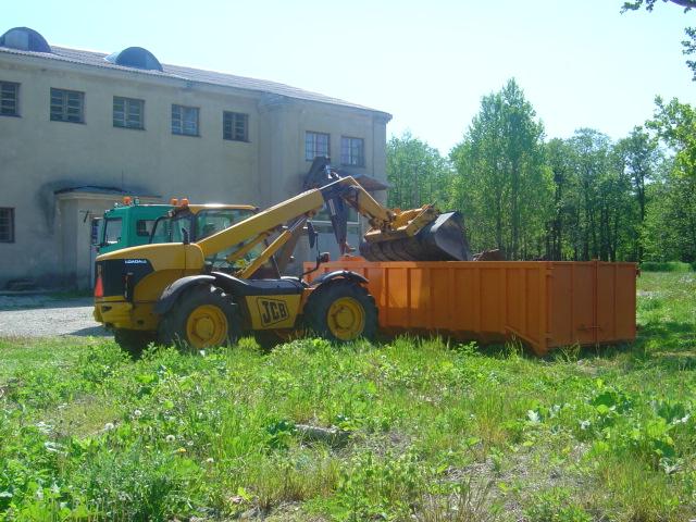 Ehitusjäätmete vedu